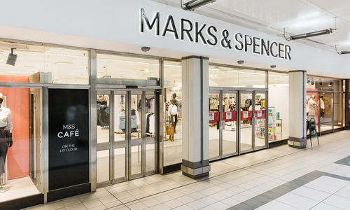 marks and spencer order