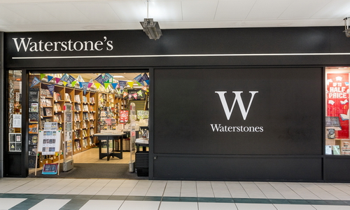 Waterstones Coopers Square